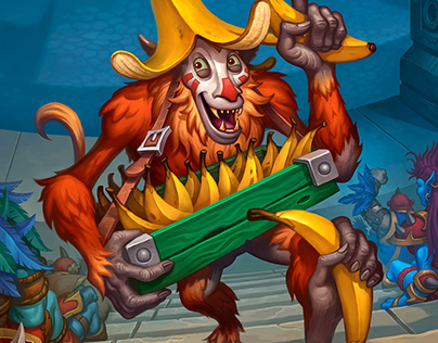 Hearthstone: Rastakhan's Rumble