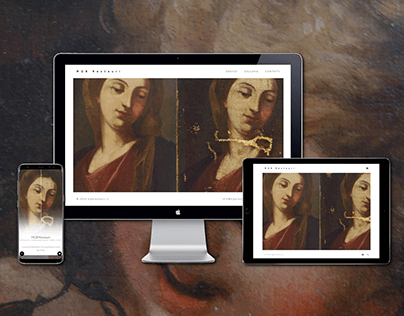 Website + AMP | Restorer