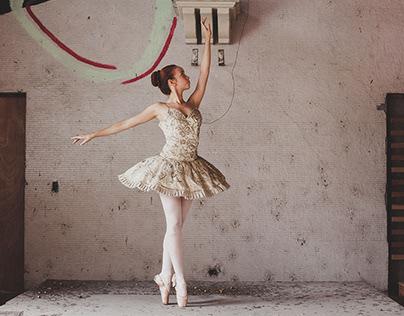Run away bailarina