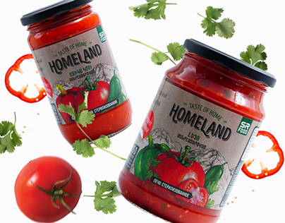 Homeland - Canned Food