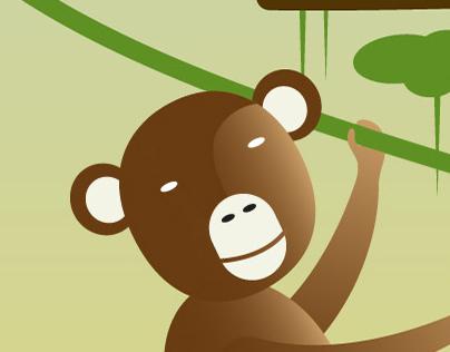 """Infografik """"Dschungel"""" - catchyou"""