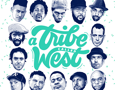 A tribe called west