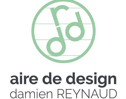 Logo Aire de Design