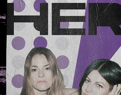 Uh Huh Her - Poster