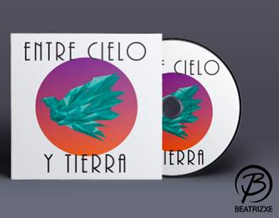 """Cover CD """"Entre cielo y tierra"""""""