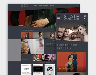 Slate-Hair-Education-Website-Branding