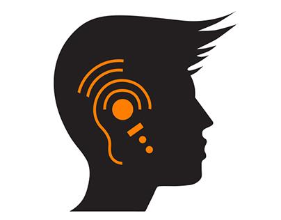 """MicroEar"" logo"