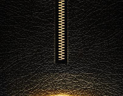 Wiz loves florentine leather