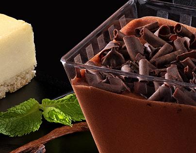 McDonald's | Desserts retouching