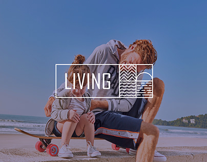 New Branding for Living Project