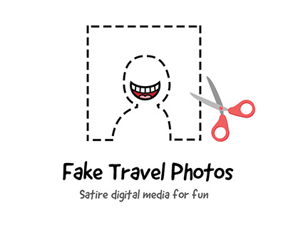 Fake Travel Photos - Satire Comedy