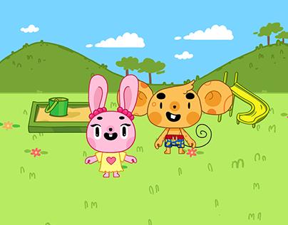 Animal Daycare Game Series