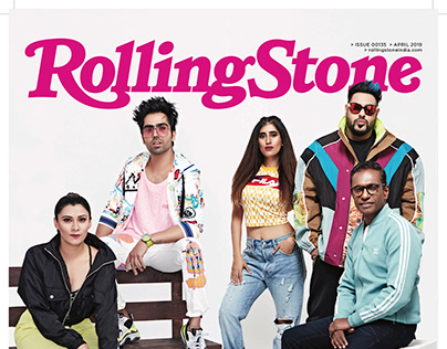 Retouch for ROLLING STONE APRIL 2019 | COVER STORY