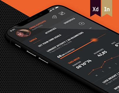 Running app / MiRun