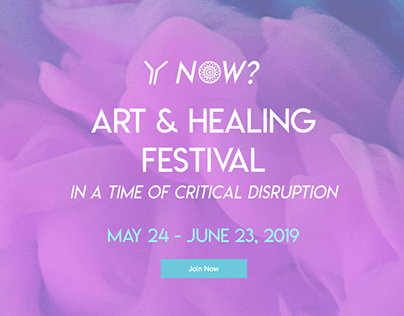Art and Healing Festival: Website