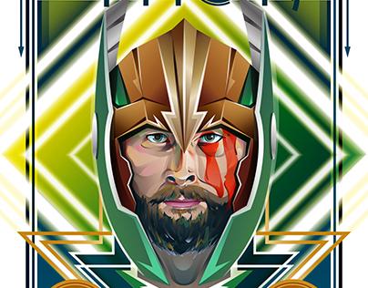 Thor: Ragnarök Poster