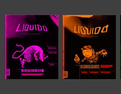 Liquido . Revista