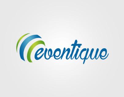 Eventique Logo Design Project