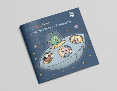 WMF – Pixi-Buch