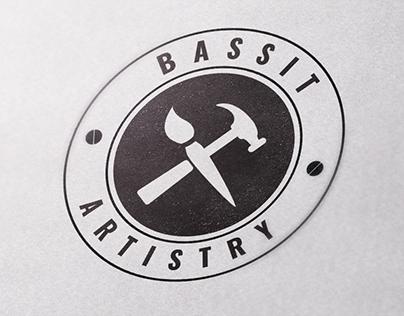 Bassit Artistry Logo Design