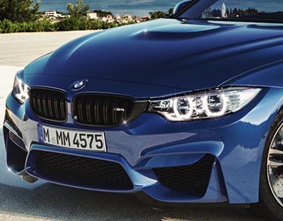 BMW M4 F82 '15