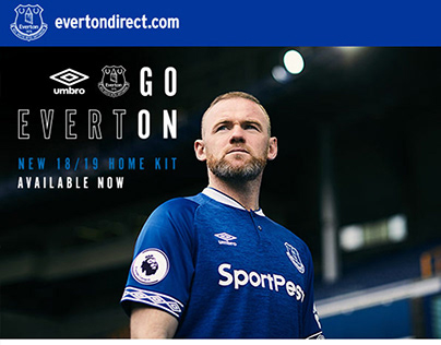 Everton Direct Email Campaign
