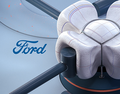FORD - Sensorial Features
