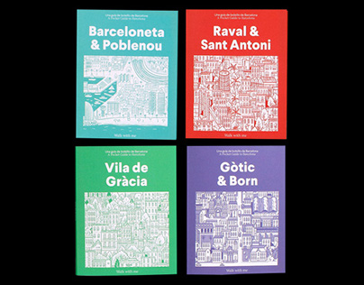 Barcelona Pocket Guides