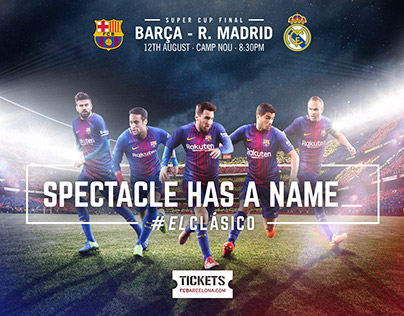 FC Barcelona - Supercopa 2017