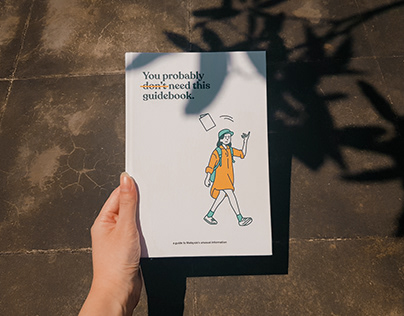 You probably don't need this guidebook