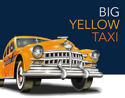Big Yellow Taxi Menu