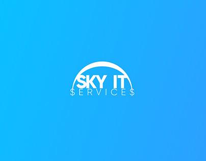 Sky IT Services | Brand Identity
