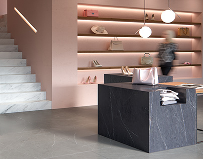 Clothing Store_CGI/Porcelanosa Group.