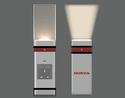 Honda Emergency Light