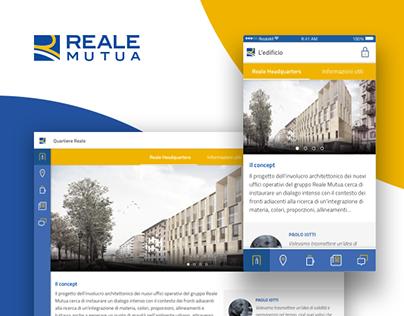 Reale Mutua - Concept App