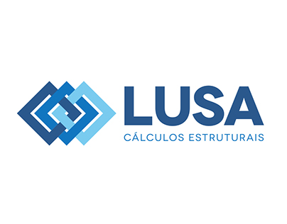 Logo - Lusa Cálculos Estruturais