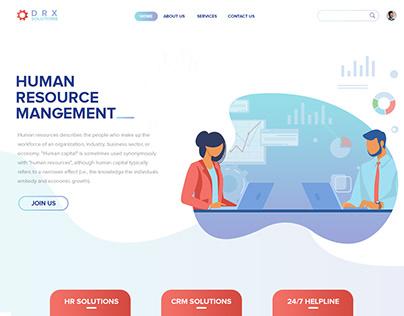 Website Design for Software Solution Provider