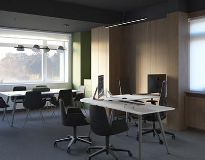 Office nr 1 | interior design