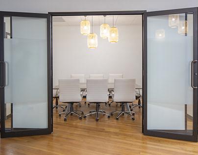 Coworking Space, Detroit, MI