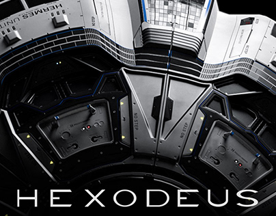 Hexodeus - Hermes Satellite