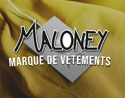 MALONEY - VÊTEMENTS