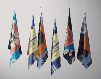 Rijksstudio silkscarves