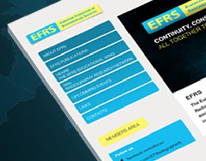 EFRS - European Federation of Radiographer Societies