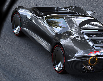 "Alfa Romeo Lea 2019 ""Brunette"""