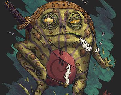 Toad Shinobi