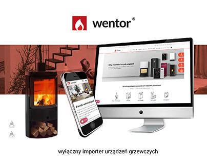 Urządzenia grzewcze - strona i sklep internetowy