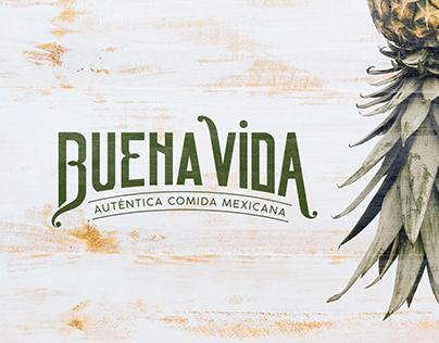 Buena Vida website redesign