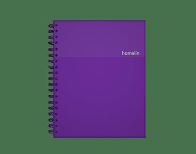 Hamelin 3D Notehbooks