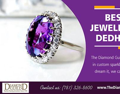 Best Jeweler in Dedham | TheDiamondGuild.com |call +1 7