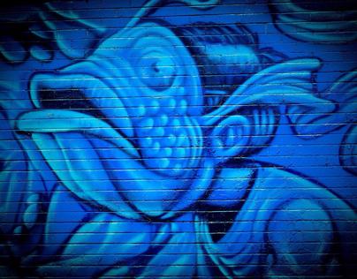 Fish Face by Joe Skilz